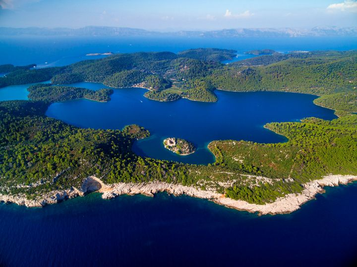 NP Mljet - Parks of Croatia