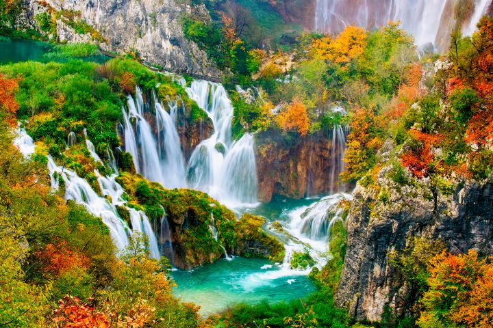 NP Plitvice lakes - Parks of Croatia